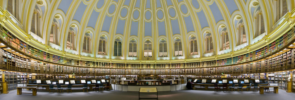 Top 6 Biggest Library in the World