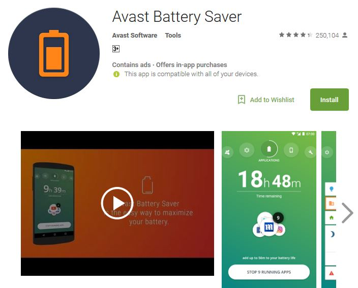 Top 6 Battery Savers Apps for Android