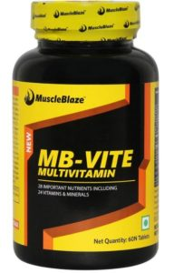 Top 6 Multivitamin Tablets in India